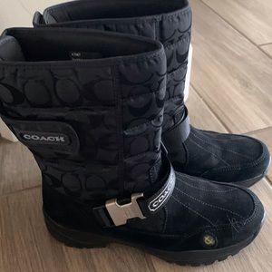 Coach Vintage Sandi boots- new